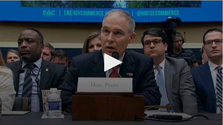 As Scott Pruitt Resigns, Former EPA Officials Warn His Radical, Anti-Science Agenda Harmed Nation