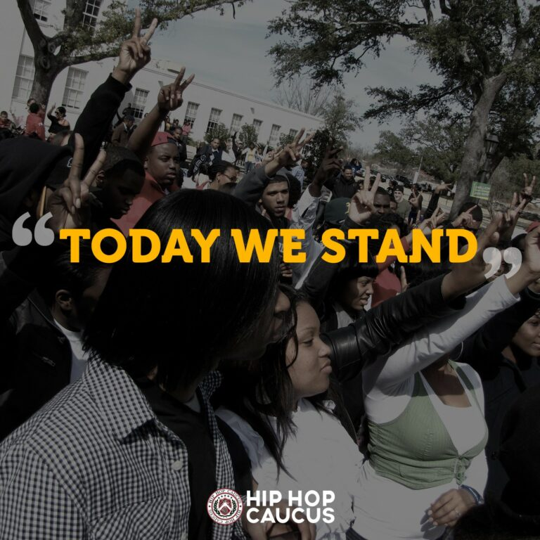 It's Time to Stand Up! (A Manifesto from the People)